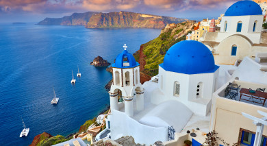Example private tour: Highlights of Greece