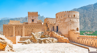 Example private tour: Road Trip: Introduction to Oman