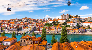 Example private tour: Portugal Explorer: Azores, Lisbon and Porto