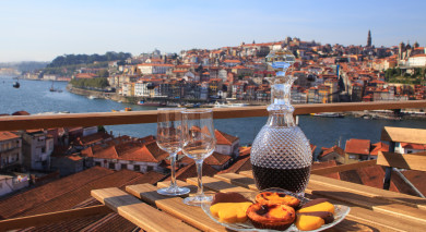 Example private tour: Portugal: Food and Wine