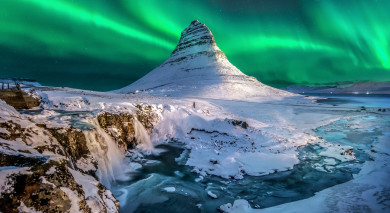Example private tour: Iceland: Northern Lights
