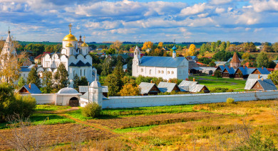 Empfohlene Individualreise, Rundreise: Russland: Goldener Ring