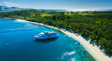 Example private tour: Fiji: Escape to Paradise