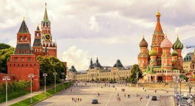 Empfohlene Individualreise, Rundreise: Russische Metropolen: St. Petersburg und Moskau