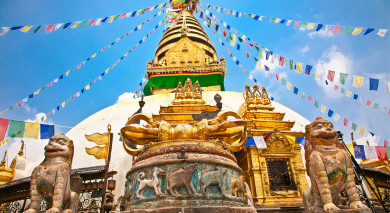 Empfohlene Individualreise, Rundreise: Nepal – Mount Everest, wilde Tiere und kulturelle Höhepunkte