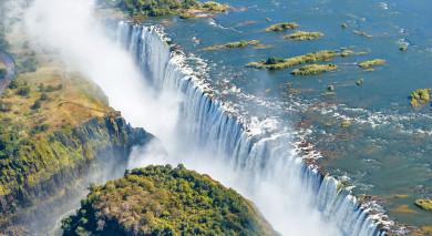 Empfohlene Individualreise, Rundreise: Botswana Safari Highlights und Victoriafälle