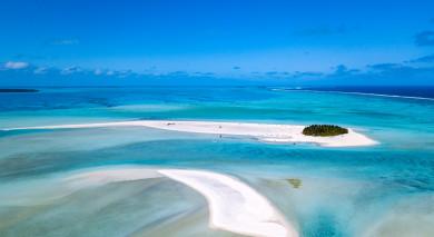Empfohlene Individualreise, Rundreise: Cook Inseln – Rarotonga, Aitutaki und Atiu