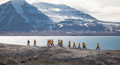 Example private tour: Spitsbergen In Depth: Islands and Adventure