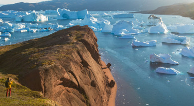 Example private tour: Four Arctic Islands: Spitsbergen, Jan Mayen, Greenland and Iceland