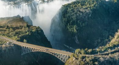 Example private tour: Cape Town, Okavango Delta and Victoria Falls