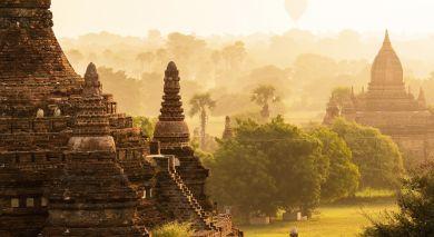 Empfohlene Individualreise, Rundreise: Myanmar: Kultur, Traditionen und Entspannung