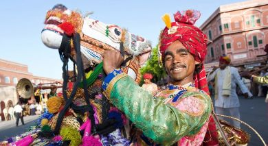 Example private tour: India's Diversity Discovered