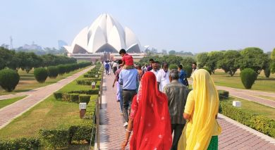 Example private tour: Spiritual & Symbolic India