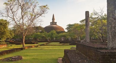 Example private tour: Ancient Wonders & Beaches of Sri Lanka