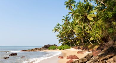Empfohlene Individualreise, Rundreise: Indien: Goldenes Dreieck & Goa Urlaub