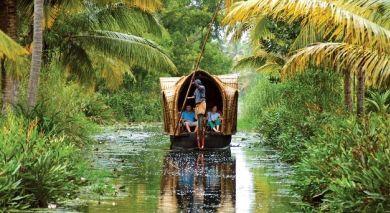 Empfohlene Individualreise, Rundreise: Große Südindienreise – Gewürze, Plantagen & Hausboot