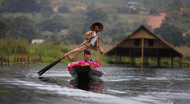 Empfohlene Individualreise, Rundreise: Myanmar Kulturreise: Versteckte Juwelen entdecken