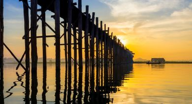 Example private tour: Myanmar: Temples, Rivers and Relaxation
