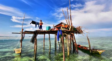 Example private tour: Nature, Wildlife & Adventure in Borneo