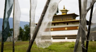 Example private tour: Amankora Exclusive: Luxurious Bhutan