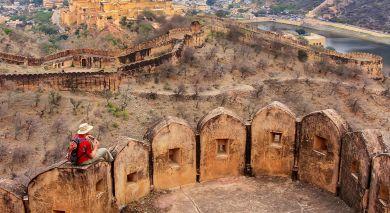Empfohlene Individualreise, Rundreise: Nordindien und Dubai: Goldenes Dreieck & Wüstenmetropole