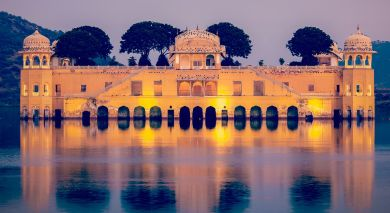 Example private tour: Cultural Hotspots & Heritage Havens of India