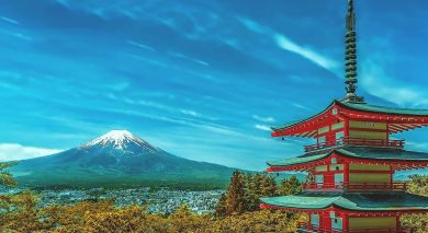 Example private tour: Japanese Delights and Beach Bliss
