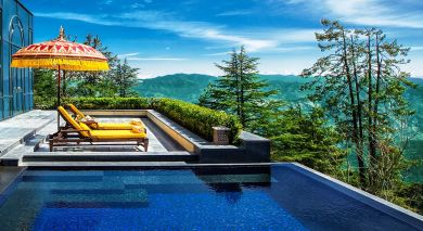 Example private tour: Oberoi Summer Special: Himalayan Escapes