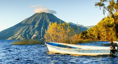 Example private tour: Volcano Trekking in Guatemala