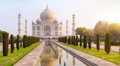Example private tour: North Indian Summer  – Australia Special