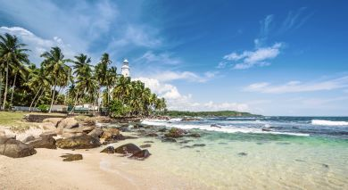 Example private tour: Sri Lanka's Heritage Cities and Unspoiled Landscapes