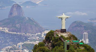 Empfohlene Individualreise, Rundreise: Brasilien: Tosende Wasserfälle, Goldrausch & Strände