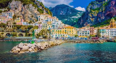 Example private tour: Southern Culture & Amalfi Coast