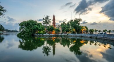 Example private tour: Vividly Yours, Vietnam