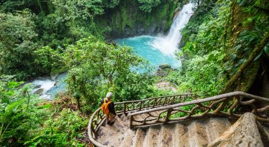 Example private tour: Classic Costa Rica: Arenal and Manuel Antonio