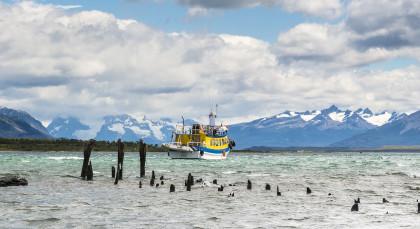 Destination Puerto Natales in Chile