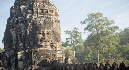 Siem Reap in Kambodscha