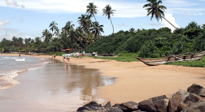 Destination Negombo in Sri Lanka