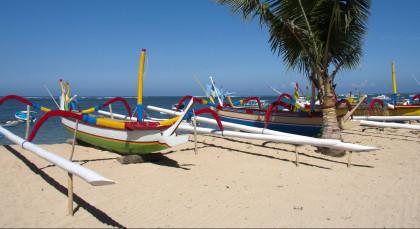 Destination Sanur in Indonesia