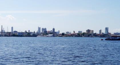 Manaus in Brasilien