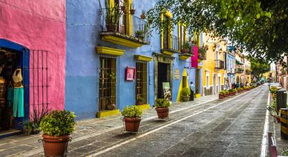 Puebla in Mexiko
