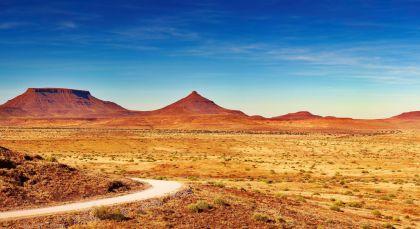 Damaraland (Twyfelfontein) in Namibia