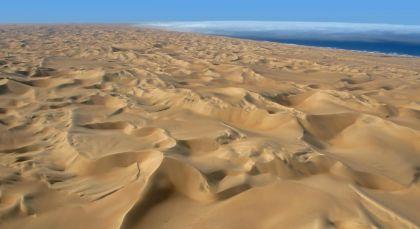 Reiseziel Namib Rand Naturschutzgebiet in Namibia
