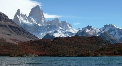 El Chaltén in Argentinien
