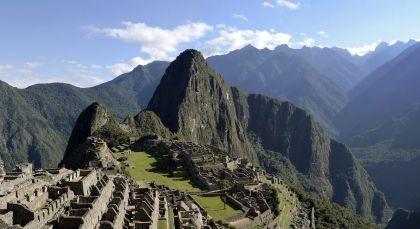 Inka-Pfad in Peru