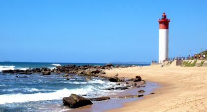 Reiseziel Durban in Südafrika