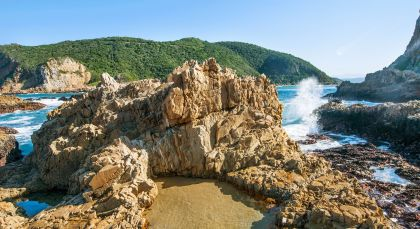 Destination Garden Route in South Africa