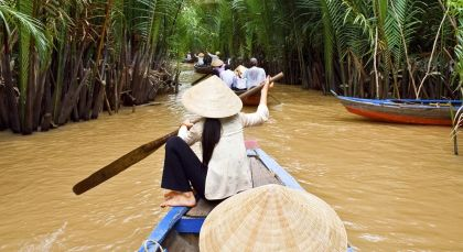 Destination Can Tho / Mekong Delta in Vietnam