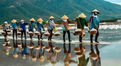 Destination Nha Trang in Vietnam