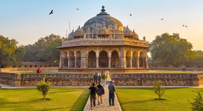 Destination Delhi in North India